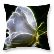 Touch My Heart Throw Pillow