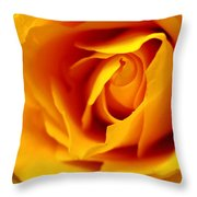 Touch Of Hope Throw Pillow
