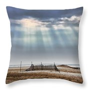 Touched By Heaven Throw Pillow