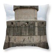 Tower Minceta Throw Pillow