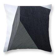 Tower Studio Shoal Bay Fogo Island Newfoundland Throw Pillow