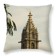 Tower To Heaven Throw Pillow