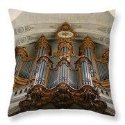 Towering Above Throw Pillow