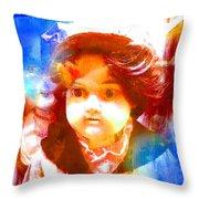 Toy Dreams 2 Throw Pillow