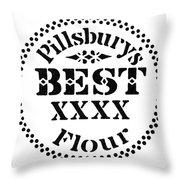 Trademark Pillsbury Throw Pillow