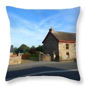 Traditionally Irish Throw Pillow