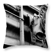 Train 11 Throw Pillow