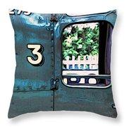 Train 4279 Throw Pillow
