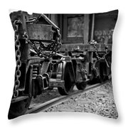 Trains 18 Throw Pillow