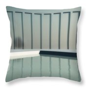 Tranquil Seclusion Throw Pillow