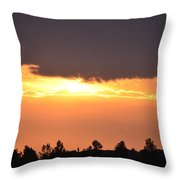 Tranquility 2013 Throw Pillow