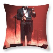 Trans Siberian Orchestra Throw Pillow