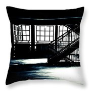 Transcendental Watcher Throw Pillow