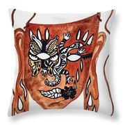 Transforming The Dream Throw Pillow