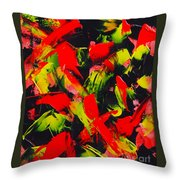 Transitions IIi Throw Pillow