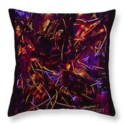 Transitions X Throw Pillow