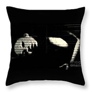 Translation Is Lost Throw Pillow