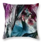 Transmigration Throw Pillow