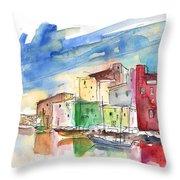 Trapani 04 Throw Pillow