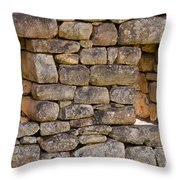 Trapezoidal Windows  Throw Pillow