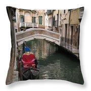 Trattoria Alberco Caneva  Throw Pillow