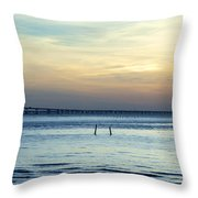 Traveling In Dreams Throw Pillow