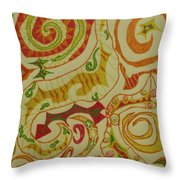 Traveling Throw Pillow