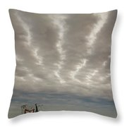 Trawler 2am-109703 Throw Pillow