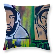 Trayvon Martin Throw Pillow