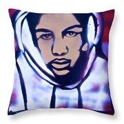 Trayvon's America Throw Pillow