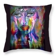 Treasure Art Collection Throw Pillow