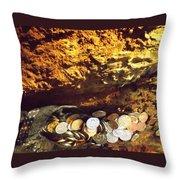 Treasure Bark 3 Throw Pillow
