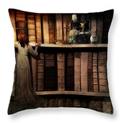Treasure Hunt Throw Pillow