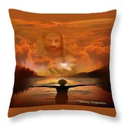 Treasures Of Heaven Throw Pillow