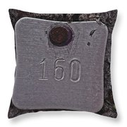 Tree 160 Throw Pillow