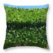 Tree House Fantasy Throw Pillow