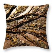 Tree Of Hope Detail Throw Pillow