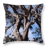 Tree Of Hope Throw Pillow
