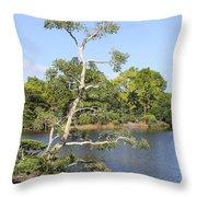 Tree Series 43 Throw Pillow