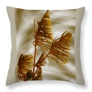 Tree Top Throw Pillow
