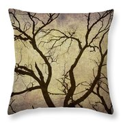 Trees Are The Lungs Of The World Throw Pillow