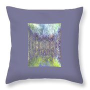 Trees For The Forest Throw Pillow