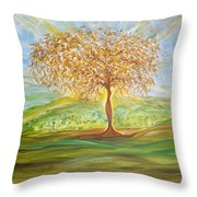Treesa Throw Pillow