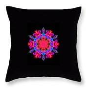 Tribal Art 3 Throw Pillow