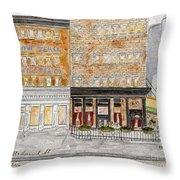 Tribeca Throw Pillow