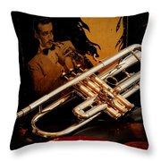 Tribute To Harry Throw Pillow