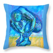 Trilogy - N My Soul 1 Throw Pillow
