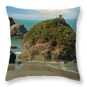 Trinidad Islands Throw Pillow