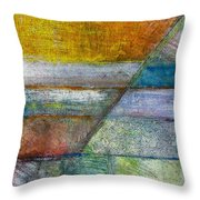 Trinity 5 Throw Pillow
