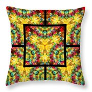 Trinity Crossroads Page Throw Pillow